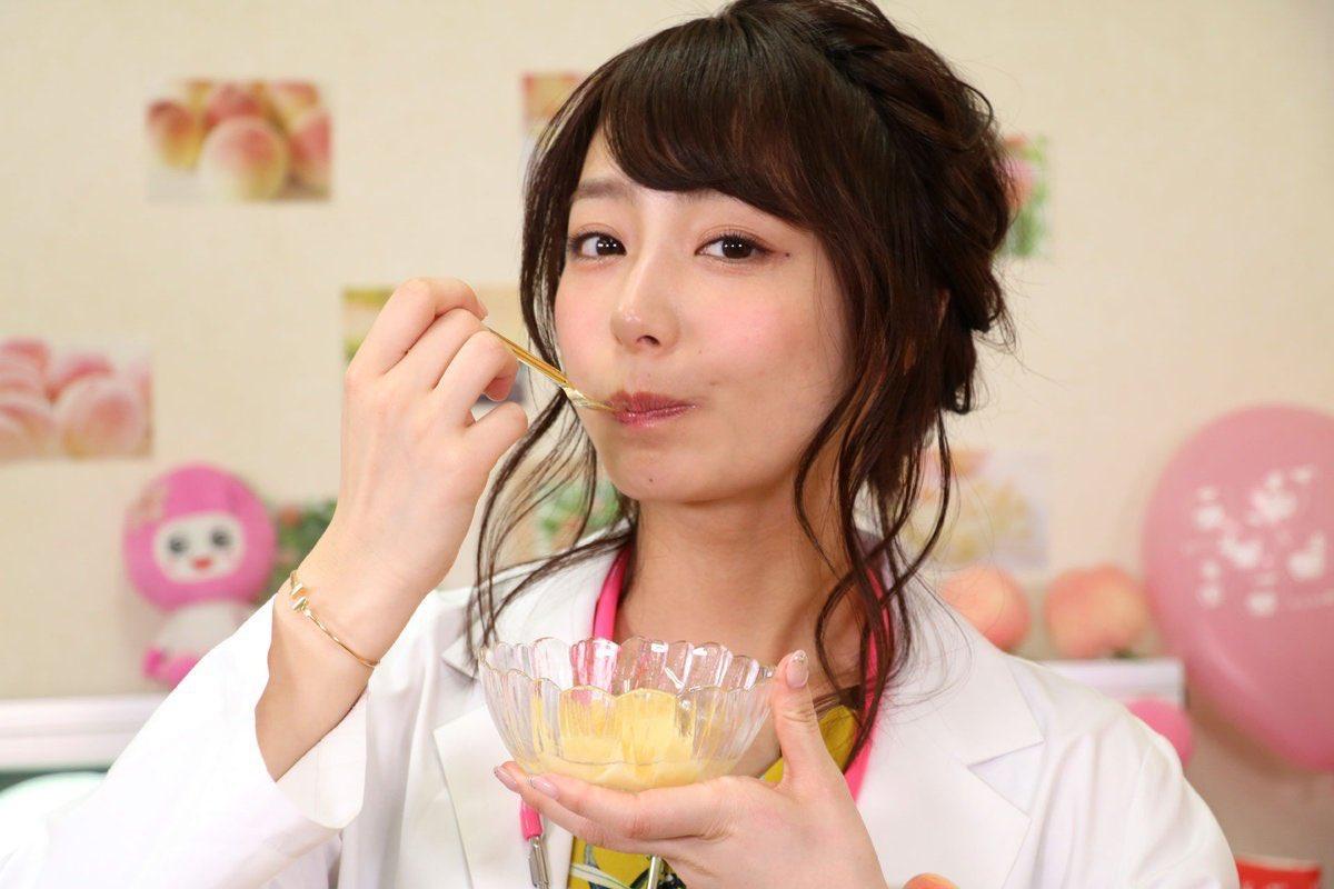 宇垣美里と加藤綾子。美人やし、品があってすき。