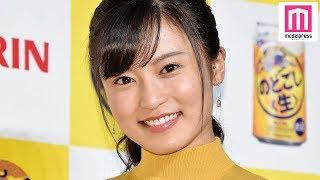 小島瑠璃子、ミニスカで美脚を大胆披露 日本一○○な女性を目指す
