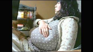 おっぱい母乳マッサージ Breast milk massage Tutorial educational #1