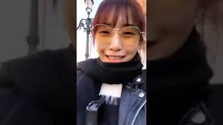 佐野ひなこ インスタライブ 2019-01-03