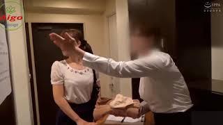 マッサージ日本の女性 – 肩、お尻、オイルで全身#1