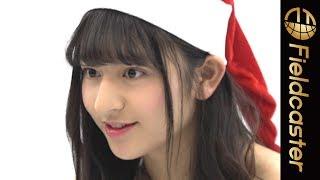徳江かな Eカップの童顔美女 サンタ水着で登場!
