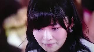放送事故 AKB48 選抜総選挙 渡辺麻友 まゆゆ 白パンチラ