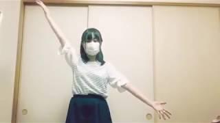 【おどゆれ】無音JK着衣巨乳乳揺れ踊ってみた japanese big boob shake