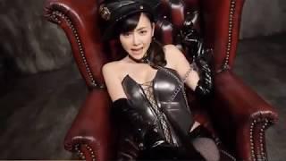 杉原杏璃 Sugihara Anri HD cosplay女囚 黑丝网袜 搭配 紧身皮衣