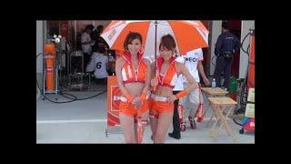 2010 スーパーgt 第6戦 鈴鹿 レースクイーン エネオスガール2010 予選日