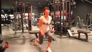 【岐阜県】LIVITO GIFU:家でできる美尻トレーニング