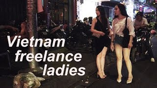 Vietnam freelance ladies massage barber girlsベトナム風俗