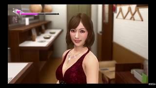 龍が如く極2  新・水商売アイランド  明日花キララ イベント PS4 *