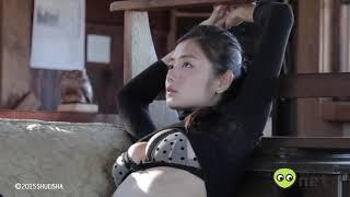 女優・片山萌美。新たなる境地へ
