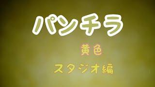 ぱんちら 黄色 スタジオ編