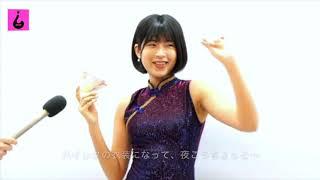 ハーフグラドル・藤井マリー 「私ってお尻が大きいんだなって…」