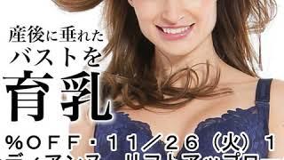 2019年11月28日 インナー・下着【レディース】週間ランキング
