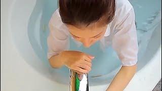 誰かがシャワーを浴びている IS REAL 戸田れい [JAV]&NCS 美しい日本のトップモデル