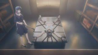 アニメ【バビロン】例のシーン ※グロ注意