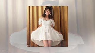 片岡沙耶:人気グラドルがキャミソールをプロデュース 天使の白 小悪魔の黒も – MANTANWEB(まんたんウェブ)