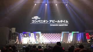 東京オートサロン2020  ingsブース  コンパニオンアピールタイム