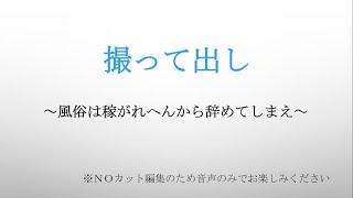 【解説系】風俗は稼げへんから辞めてしまえ!