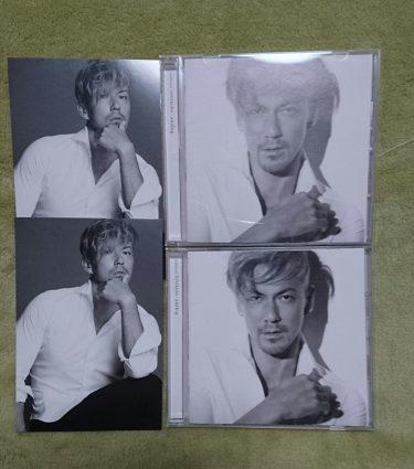 米倉利紀さんのニューアルバム「analog」のリリイベ、終わりました😊本当に幸せ😆🍀そうな米倉さんを拝見できて胸いっぱいです😊ジャケットの中にサイン頂いたのでお見せできませんが、ポストカードも付き新記録😃analogツ…