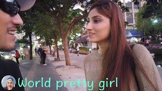 海外 バンコクで出逢ったパキスタン美女は美しく・・そしてセクシー はっきり言ってタイプです  Bankok-Thailand