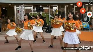 ダンス部JKの乳揺れがヤバい!