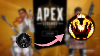 [PS4/APEX]エロいローバ(初心者)がプレデターになる話#4