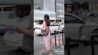 激凸巨乳 or 波濤洶湧美女上街,不愛穿內衣,定閱了嗎?(4)