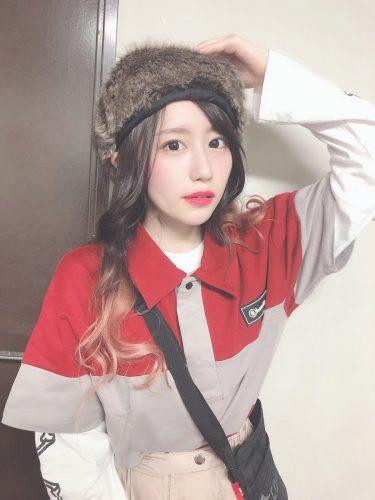 昨日のIDLでのファッションショーで着させて頂いた衣装は、篠崎こころちゃんがプロデュースされている showtty というお洋服のブランドです^^🧣全身のちゃんとした写真がないのでバストアップのものを😢