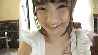 Saya Kataoka 片岡沙耶 1 – white apron