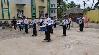 drumband penggalang Ramu altarmasie